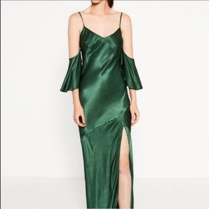 Emerald Gala Dress / Formal Gown